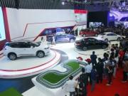 Tin tức ô tô - Nissan trình diễn bộ sưu tập xe Premium tại VMS 2017