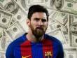Nghiên cứu sốc: Tài năng Messi không xứng mức lương 14,7 tỉ VNĐ/tuần