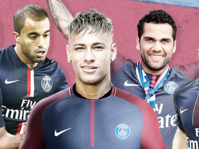 PSG trả 450 triệu bảng, Neymar kiểm tra y tế, ký hợp đồng siêu khủng