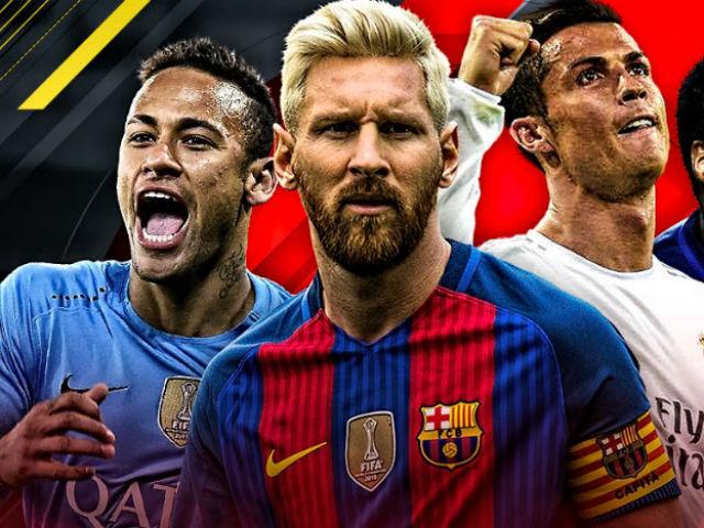 Neymar giá 6000 tỷ đồng: Messi, Ronaldo & châu Âu kinh sợ