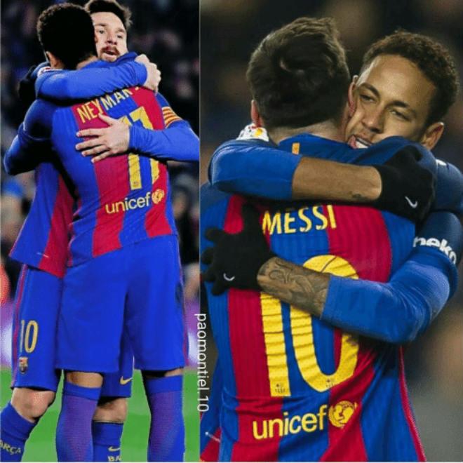 Mất Neymar, Barca vô lo: Messi sẽ lại dựng tam tấu mới - 5