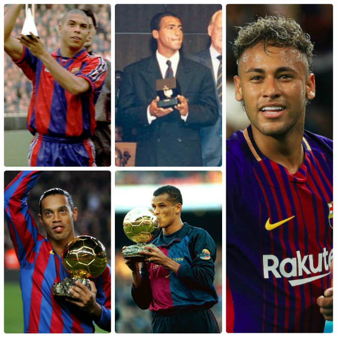 """Neymar dứt tình Barca tuổi 25: Học Rô """"béo"""" để đoạt Bóng vàng - 2"""