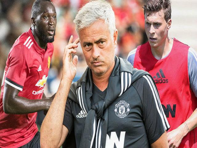 Chuyển nhượng MU 3/8: Mourinho