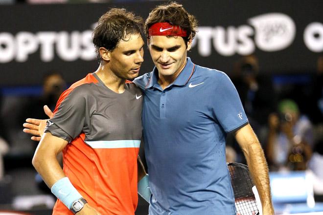 """""""Đế chế"""" Federer - Nadal: 1 thập kỷ lại """"tử chiến"""" vì số 1 - 1"""