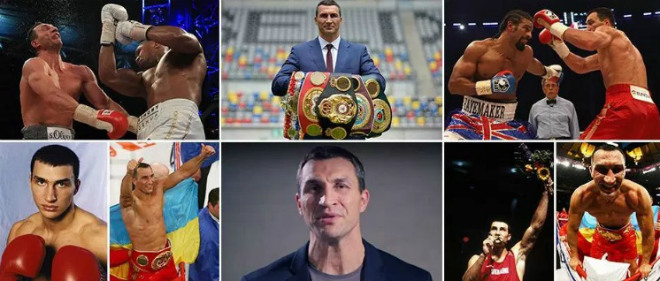 """""""Tiến sĩ búa thép"""" Klitschko giải nghệ: Dấu chấm hết của huyền thoại boxing - 1"""
