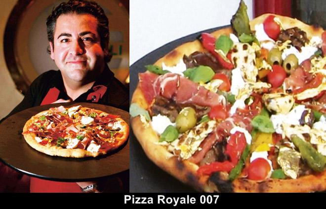 Bạn có dám đặt cho mình chiếc pizza trị giá 95 triệu không? - 1