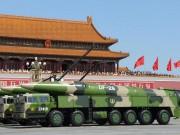 """Thế giới - TQ phóng cấp tập 20 tên lửa chiến lược """"dằn mặt"""" Mỹ-Hàn"""