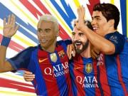 Bóng đá - Mất Neymar, Barca vô lo: Messi sẽ lại dựng tam tấu mới