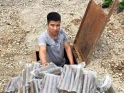 An ninh Xã hội - Đào hầm dưới lòng đất để cất giấu nhiều thuốc nổ và kíp cháy