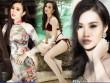 Cô gái Sài thành gây chú ý khi có vòng 3 lớn nhất HH Hoàn Vũ