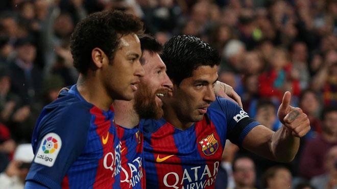 Neymar rời Barca: Vỡ thế độc tôn bộ ba thần thánh Messi-Suarez-Neymar - 2