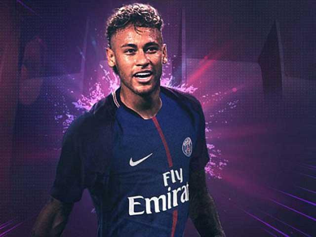 Bóng đá - Ra mắt PSG vào chiều tối, Neymar khiến Paris náo loạn