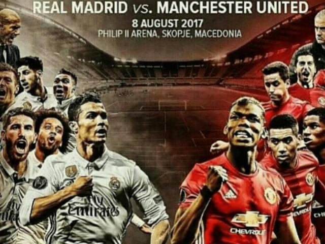 MU – Real Madrid tranh bá chủ: Đại chiến Dải ngân hà 38.000 tỷ đồng