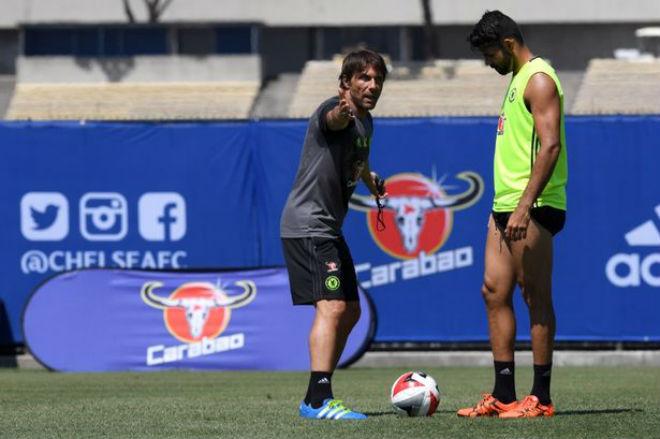 Diego Costa kiện Conte: Sóng ngầm lại nổi tại Chelsea - 2