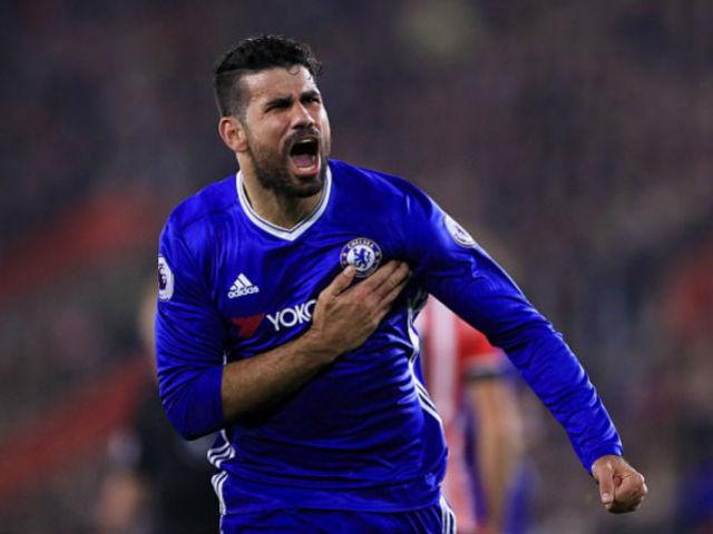 Diego Costa kiện Conte: Sóng ngầm lại nổi tại Chelsea