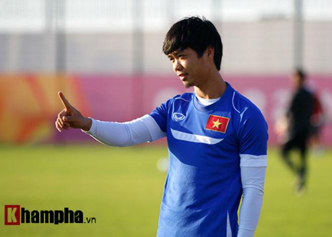 """U23 Việt Nam: """"Công Phượng là số 1, vắng anh không biết dựa vào ai"""" - 1"""