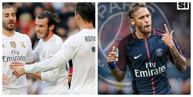 Barca mất Neymar: Real lo xa tăng giá tam tấu 1 tỷ euro - 2