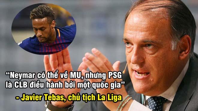 """Tiết lộ: MU đáng lẽ được """"bật đèn xanh"""" mua Neymar - 2"""