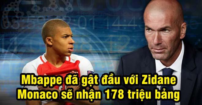 """Mbappe nói """"có"""" với Real: Thương vụ 178 triệu bảng giờ chót - 2"""