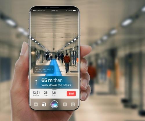 Phát hiện thêm tính năng mới trên iPhone 8 - 1