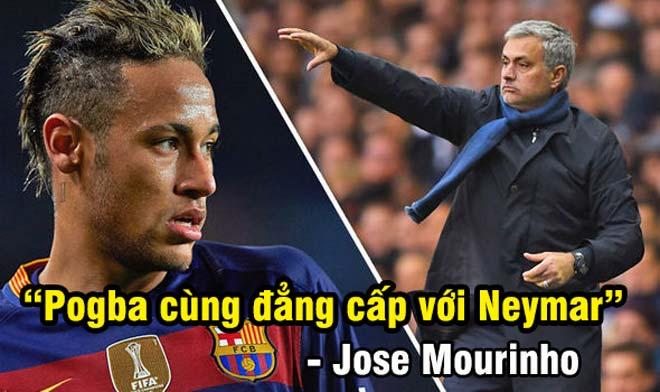 Neymar 222 triệu euro: Mourinho đúng, Wenger sai - 1