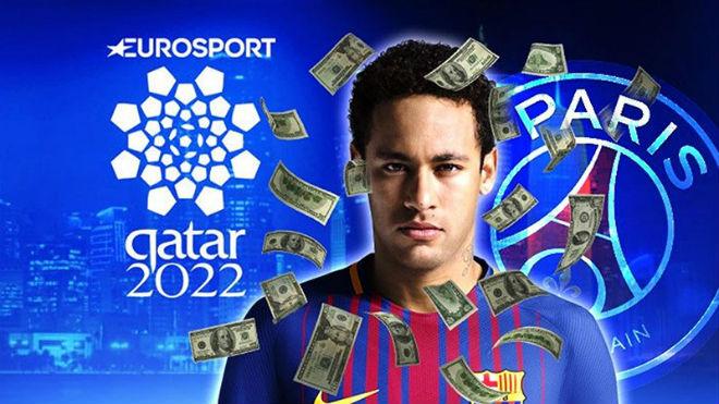 Neymar mang tiền chuộc thân: Trò lố có 1 không 2 lịch sử - 4