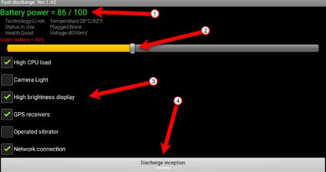 """Những cách xả pin """"thần tốc"""" cho smartphone Android - 6"""