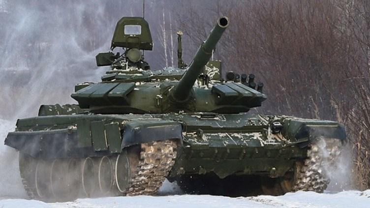 Quân đoàn xe tăng huyền thoại Nga áp sát phương Tây - 1