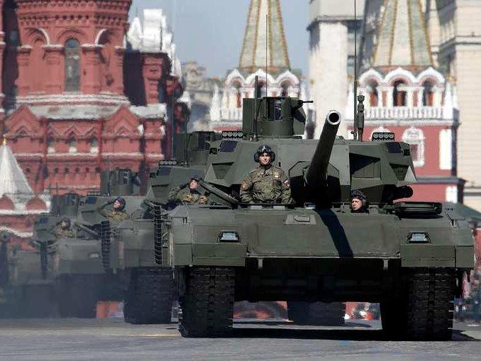 Quân đoàn xe tăng huyền thoại Nga áp sát phương Tây - 2