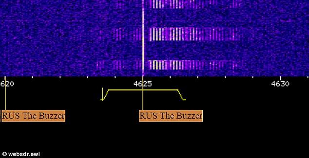"""Trạm radio """"ma"""" bí ẩn phát tín hiệu suốt 40 năm ở Nga - 1"""