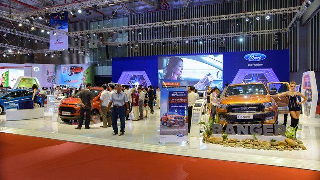 Không có sản phẩm mới cho Việt Nam, Ford nhấn mạnh công nghệ - 1