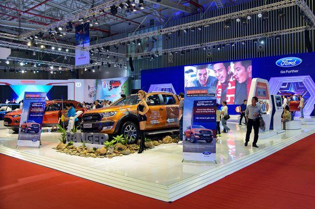 Không có sản phẩm mới cho Việt Nam, Ford nhấn mạnh công nghệ - 4