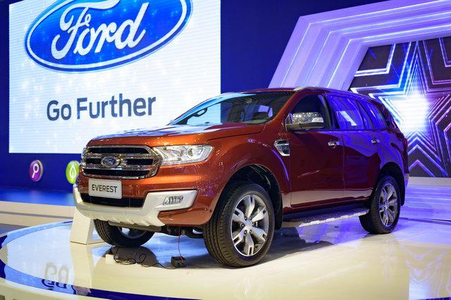 Không có sản phẩm mới cho Việt Nam, Ford nhấn mạnh công nghệ - 8