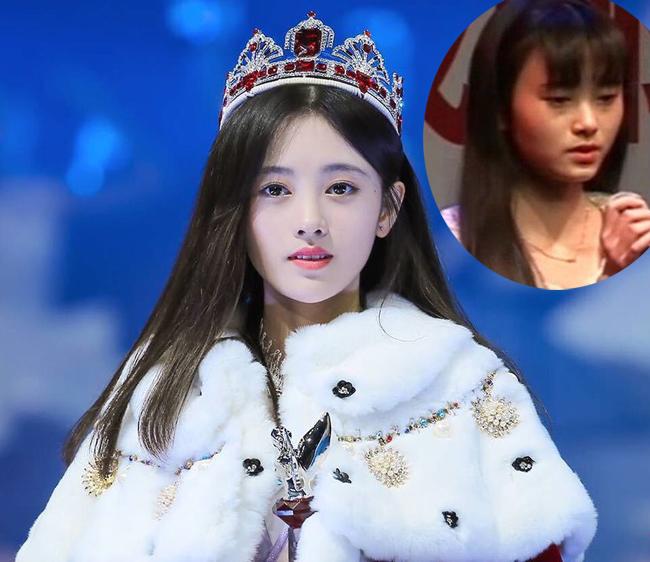 """Mới đây, một diễn đàn của Hàn Quốc """"đào lại"""" ảnh cũ kém xinh của ca sĩ kiêm diễn viên Trung Quốc Cúc Tịnh Y – người được truyền thông Nhật Bản mệnh danh là """"mỹ nữ 4000 năm có một""""."""