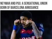 Bóng đá - Neymar làm thế giới sững sờ: Barca bị mắng nhiếc nặng nề