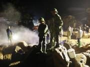 Tin tức trong ngày - Xuyên đêm phá đá tìm kiếm 12 người mất tích ở Yên Bái