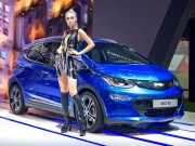 Tin tức ô tô - Chevrolet giới thiệu xe chạy điện Bolt EV tại Việt Nam