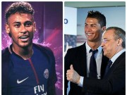 Bóng đá - Barca mất Neymar: Real lo xa tăng giá tam tấu 1 tỷ euro