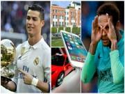 Bóng đá - Neymar 6000 tỷ đồng: Mua 300 nghìn IPhone 7s, thuê Ronaldo 40 ngày