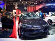 Tư vấn - Toyota Corolla Altis 2017 về Việt Nam quyết đấu Mazda3