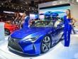 Lexus LC 500h 2018 khoe diện mạo quyến rũ ở Việt Nam