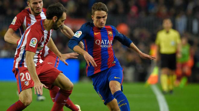 Barcelona - Gimnastic: Vẫn chưa hết sốc vì Neymar - 1