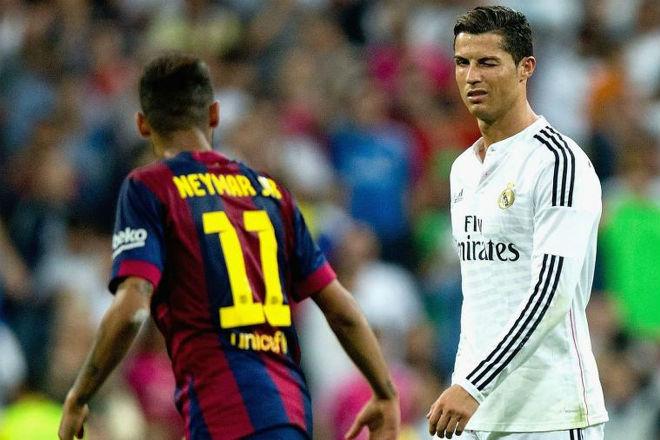 Hiệu ứng Neymar 222 triệu euro: Ronaldo dọa rời Real, trở lại MU - 2