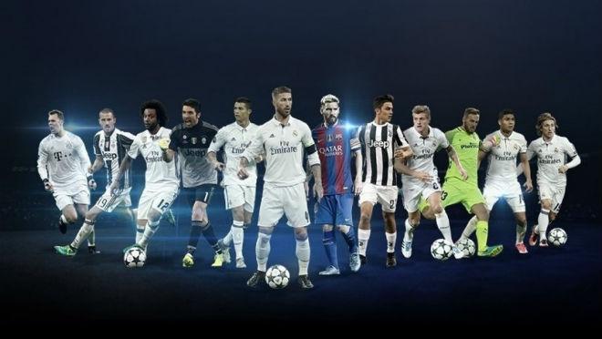 UEFA công bố: MU thắng tuyệt đối Europa League, Real càn quét Cúp C1 - 1