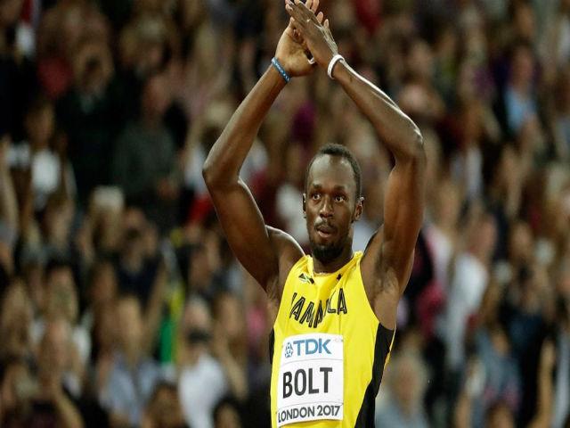 """Usain Bolt về nhất, vẫn thất vọng vì bản thân """"quá chậm"""""""