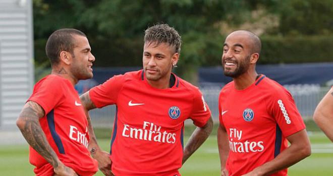 """""""Bom tấn"""" Neymar - PSG: Choáng với tấm séc 222 triệu euro - 2"""