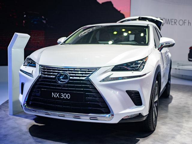 Lexus NX 2018 ra mắt thị trường Việt Nam - 1