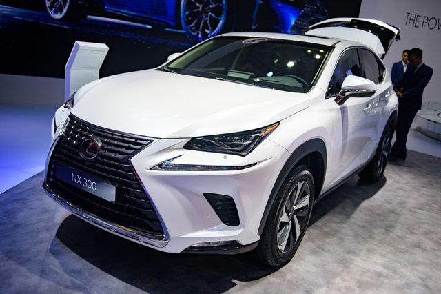 Lexus NX 2018 ra mắt thị trường Việt Nam - 3