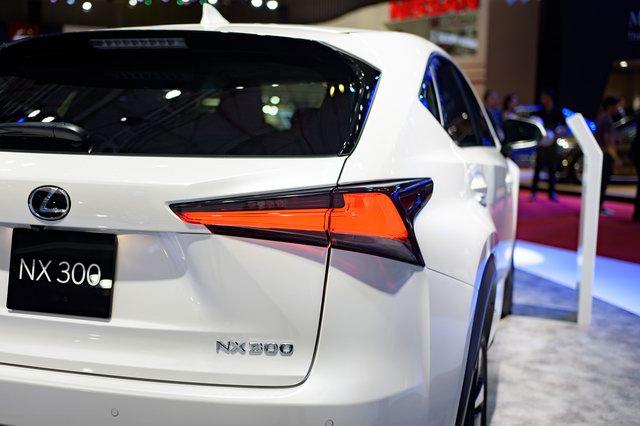 Lexus NX 2018 ra mắt thị trường Việt Nam - 4