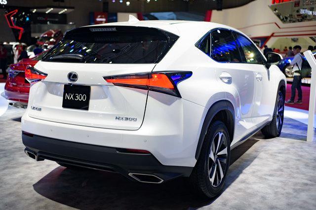 Lexus NX 2018 ra mắt thị trường Việt Nam - 5